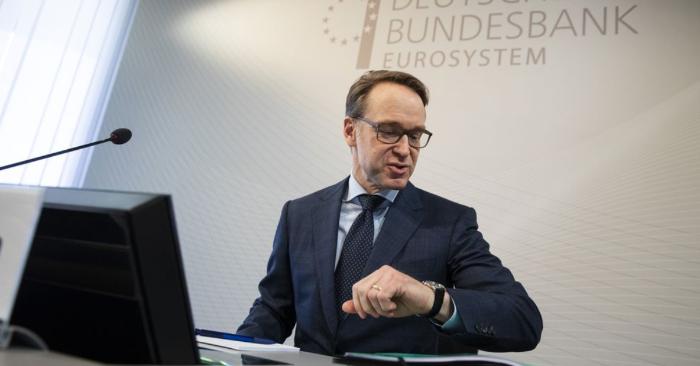 Вайдман метит на пост главы ЕЦБ, но ему будет непросто