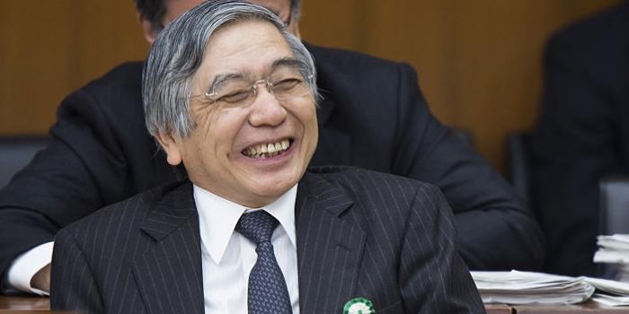 Печатный станок превратил Банк Японии в хедж-фонд