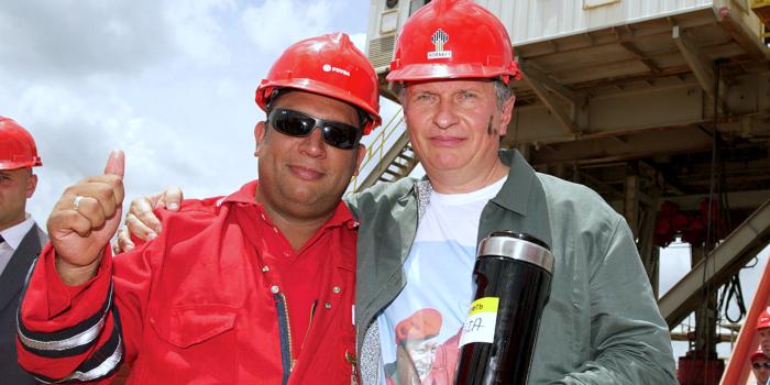 Reuters: Венесуэла обходит запреты США, торгуя нефтью ...