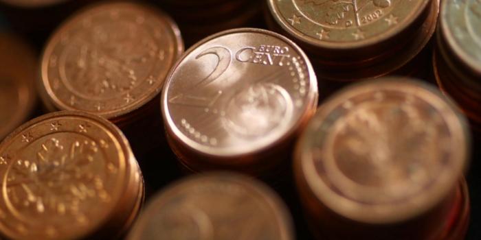 Евро стабилизировался в начале большой для ...