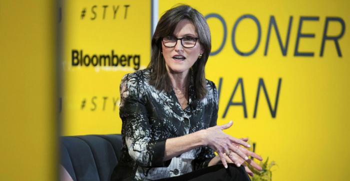 Почему фонд Кэти Вуд пользуется такой популярностью