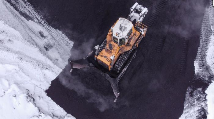Россия делает ставку на уголь