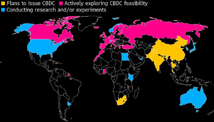 ЕЦБ начал новую фазу тестирования цифрового евро