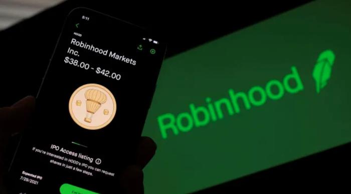 Robinhood пытается откусить долю рынка у Coinbase